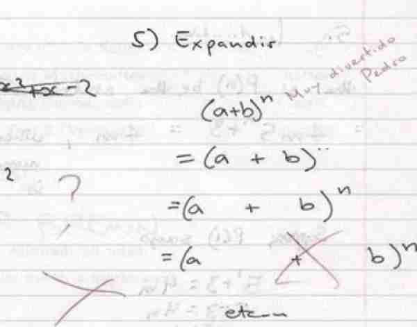 15 Respuestas de exámenes incorrectas pero MUY creativas. - 10