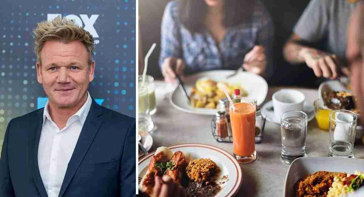 Gordon ramsay revel sus 3 reglas de oro a la hora de cenar fuera cuidado con la mesa que escoges - A tavola con gordon ramsay ...