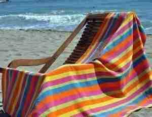 C mo elegir la toalla de playa perfecta - Toallas de playa dobles ...