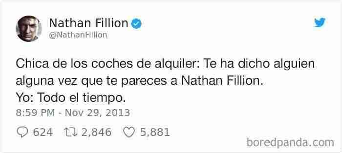 1511882635 931 33 veces que nathan fillion demostro ser el tio mas gracioso - 33+ veces que Nathan Fillion demostró ser el tío más gracioso