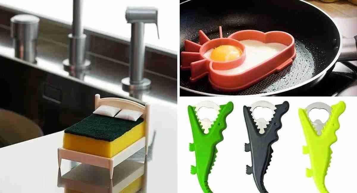 20 productos de cocina tan geniales que tus invitados for Productos para cocina