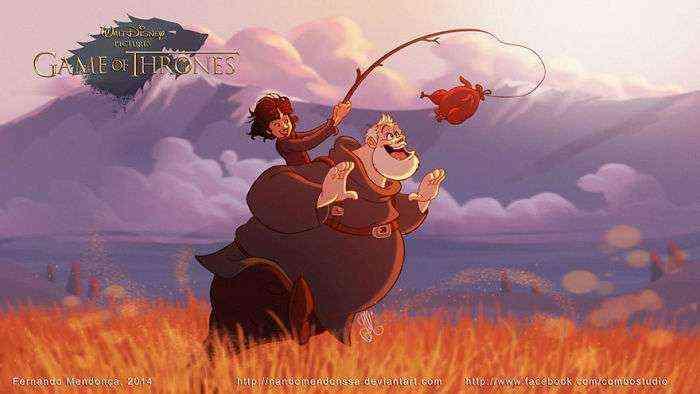 Bran y Hodor