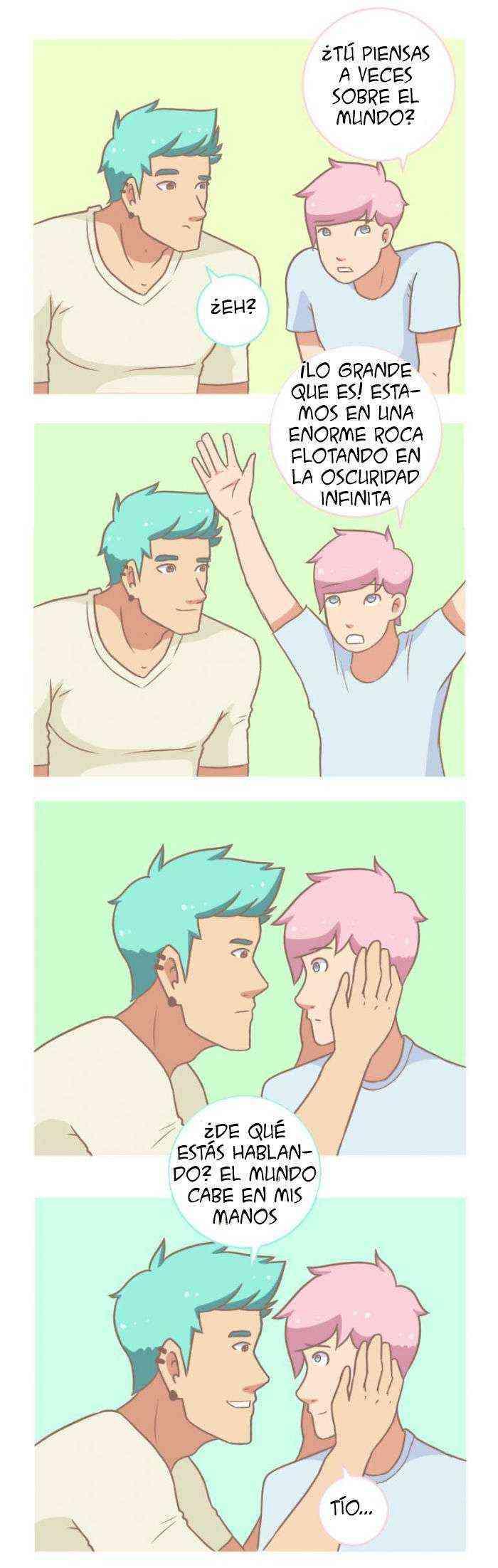 1522241344 659 20 adorables comics sobre la vida diaria de una pareja gay - 20 Adorables cómics sobre la vida diaria de una pareja gay