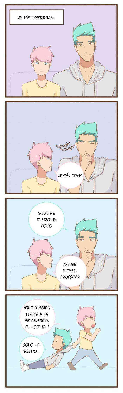 1522241346 575 20 adorables comics sobre la vida diaria de una pareja gay - 20 Adorables cómics sobre la vida diaria de una pareja gay