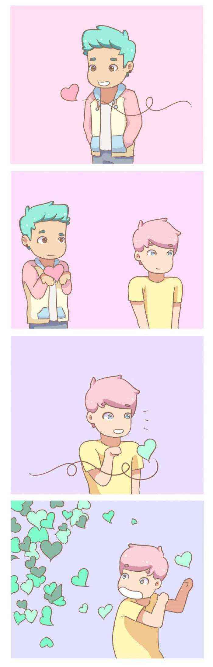 1522241346 647 20 adorables comics sobre la vida diaria de una pareja gay - 20 Adorables cómics sobre la vida diaria de una pareja gay