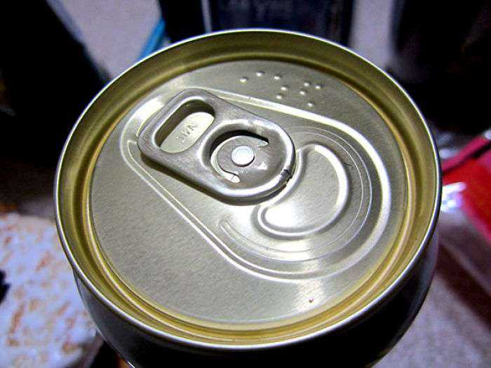 Drink Cans Have Names Written In Braille On The Top