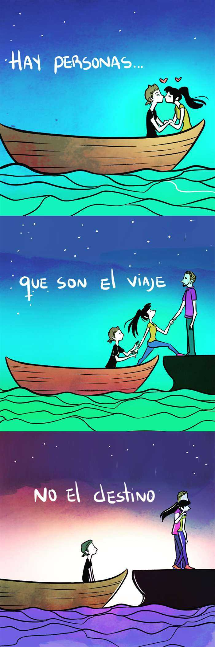1528111843 439 20 comics sencillos pero elocuentes creados por una dibujante venezolana que te haran pensar y sonreir tambien - 20+ Cómics sencillos pero elocuentes creados por una dibujante venezolana que te harán pensar y sonreír también