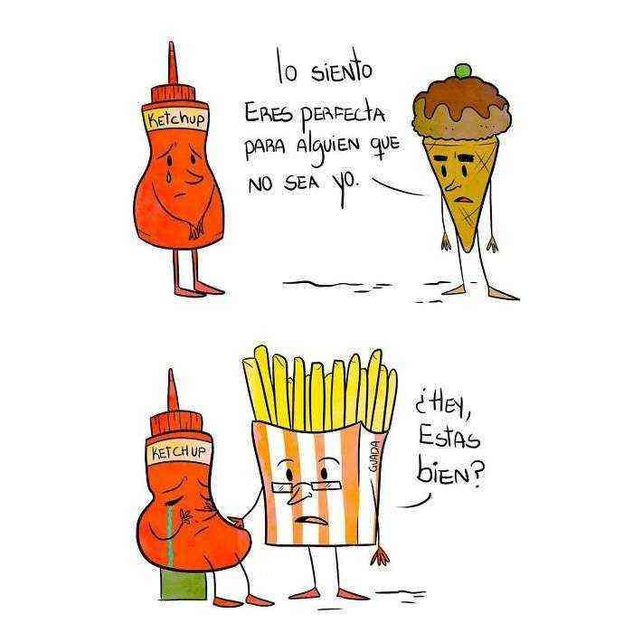 1528111843 884 20 comics sencillos pero elocuentes creados por una dibujante venezolana que te haran pensar y sonreir tambien - 20+ Cómics sencillos pero elocuentes creados por una dibujante venezolana que te harán pensar y sonreír también