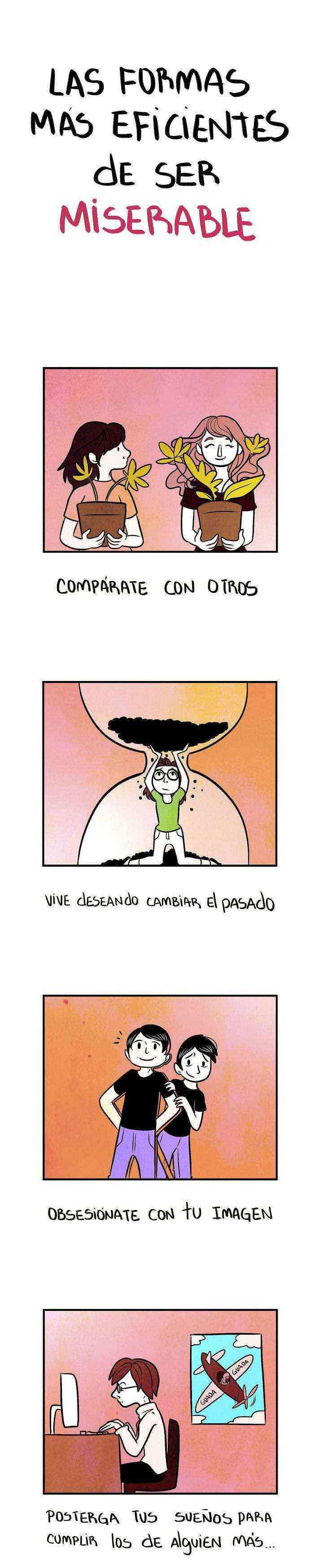 1528111844 979 20 comics sencillos pero elocuentes creados por una dibujante venezolana que te haran pensar y sonreir tambien - 20+ Cómics sencillos pero elocuentes creados por una dibujante venezolana que te harán pensar y sonreír también