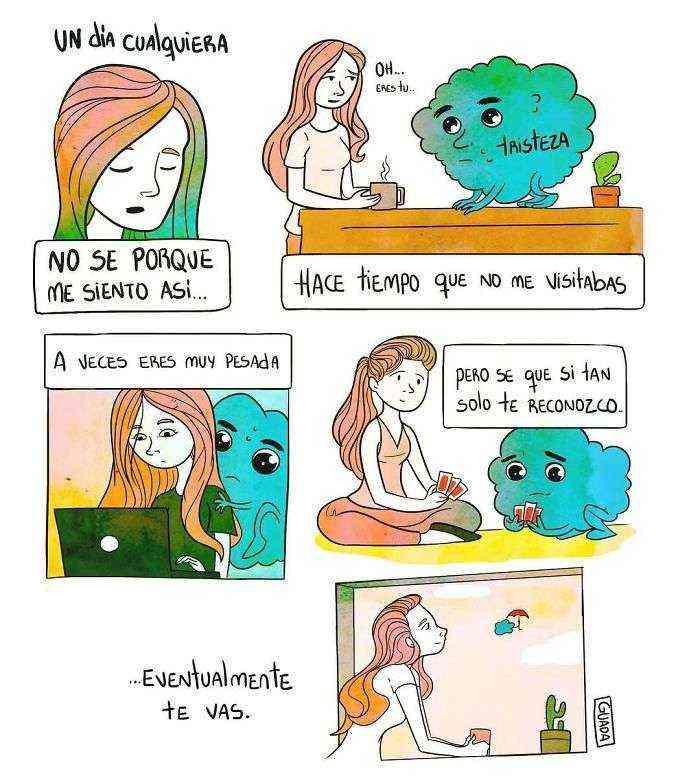 1528111845 122 20 comics sencillos pero elocuentes creados por una dibujante venezolana que te haran pensar y sonreir tambien - 20+ Cómics sencillos pero elocuentes creados por una dibujante venezolana que te harán pensar y sonreír también