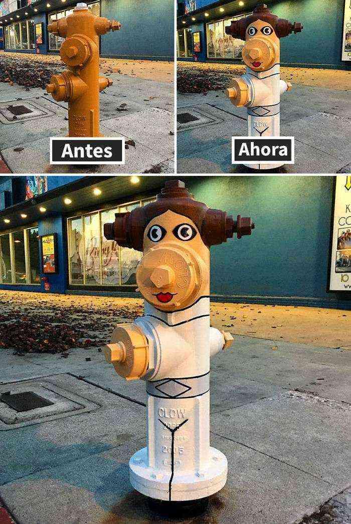 1528307944 834 hay un artista callejero genial suelto por nueva york esperamos que no le pillen 30 imagenes nuevas - Hay un artista callejero genial suelto por Nueva York, esperamos que no le pillen (+30 imágenes nuevas)