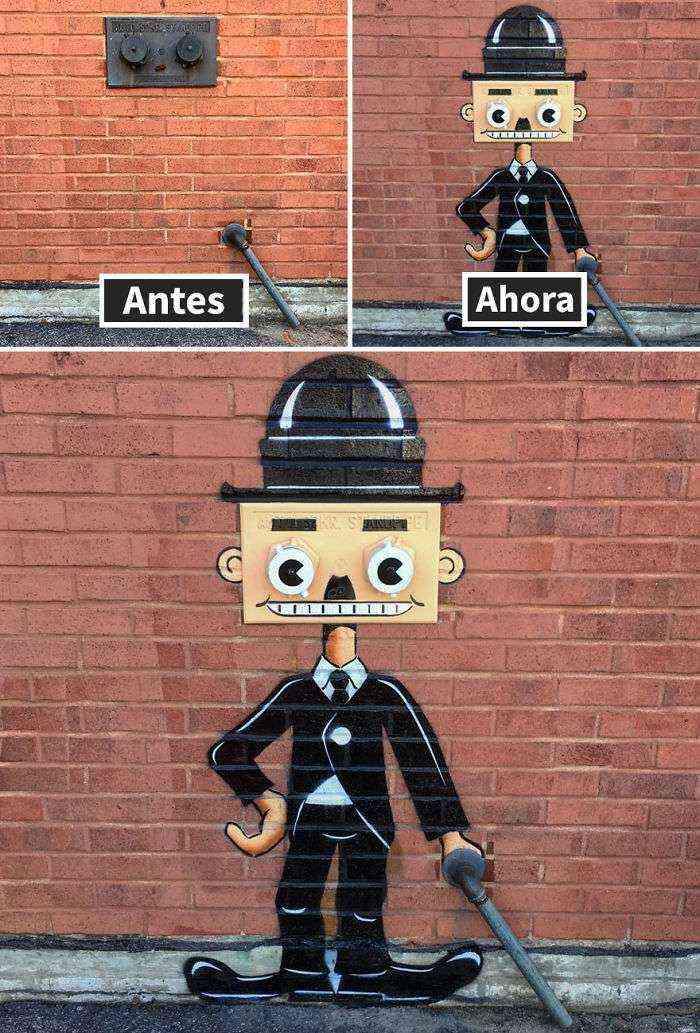 1528307945 267 hay un artista callejero genial suelto por nueva york esperamos que no le pillen 30 imagenes nuevas - Hay un artista callejero genial suelto por Nueva York, esperamos que no le pillen (+30 imágenes nuevas)