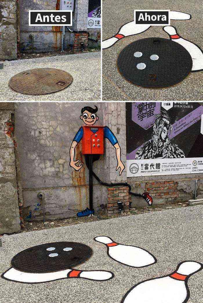 1528307946 403 hay un artista callejero genial suelto por nueva york esperamos que no le pillen 30 imagenes nuevas - Hay un artista callejero genial suelto por Nueva York, esperamos que no le pillen (+30 imágenes nuevas)