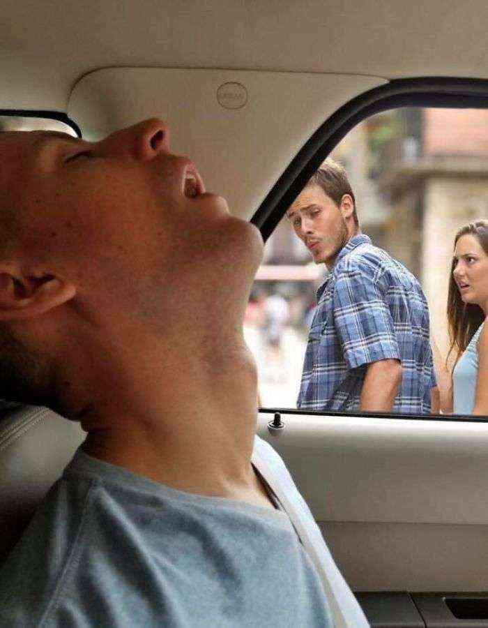 1531499162 927 este hombre se durmio durante un viaje y su novia pidio en internet que photoshopearan lo que se perdio por el camino - Este hombre se durmió durante un viaje y su novia pidió en internet que photoshopearan lo que se perdió por el camino