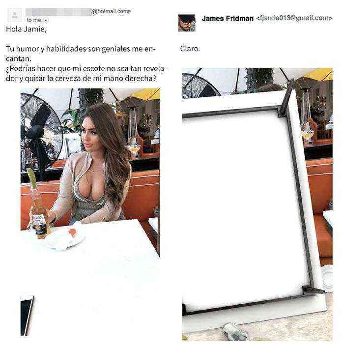 1533830719 547 vuelve el troll del photoshop que se toma las peticiones muy literalmente y el resultado es divertidisimo 16 nuevas imagenes - Vuelve el troll del Photoshop que se toma las peticiones muy literalmente, y el resultado es divertidísimo (16 nuevas imágenes)
