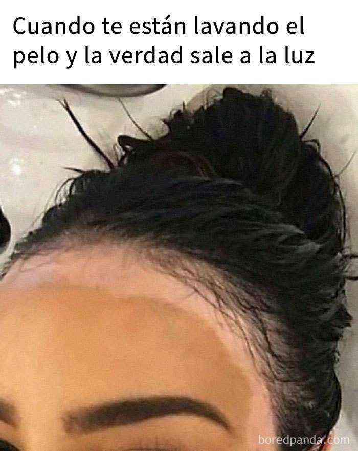 1536315185 895 10 divertidos memes que te haran sentir pena por tu peluquera - 10+ Divertidos memes que te harán sentir pena por tu peluquera