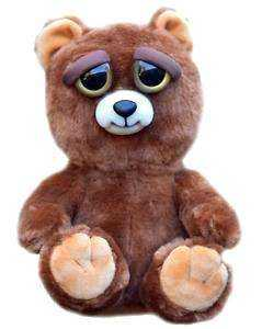 scary toys image is loading feisty pets sir growls a lot bear stuffed scary toys for sale