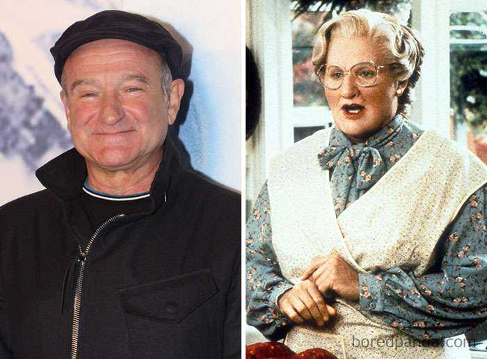 Robin Williams - Señora Doubtfire (Mrs. Doubtfire)