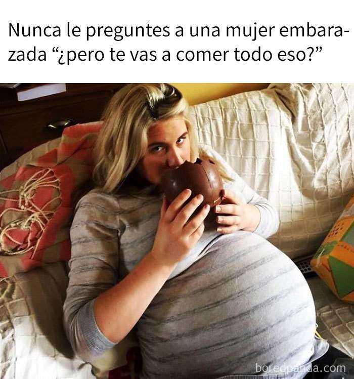 1544108748 307 20 de los memes mas divertidos sobre el embarazo - 20 De los memes más divertidos sobre el embarazo