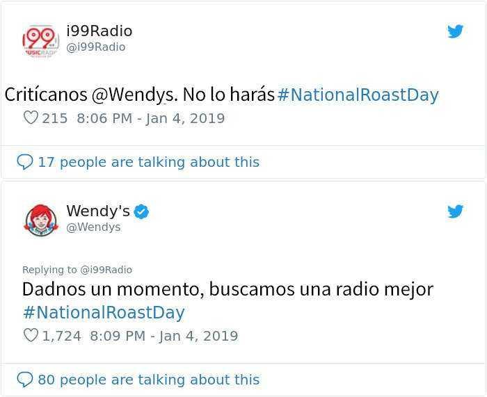 1546964407 930 20 personas y companias que se arrepintieron de pedir a wendys que los criticara - 20 Personas y compañías que se arrepintieron de pedir a Wendy's que los criticara