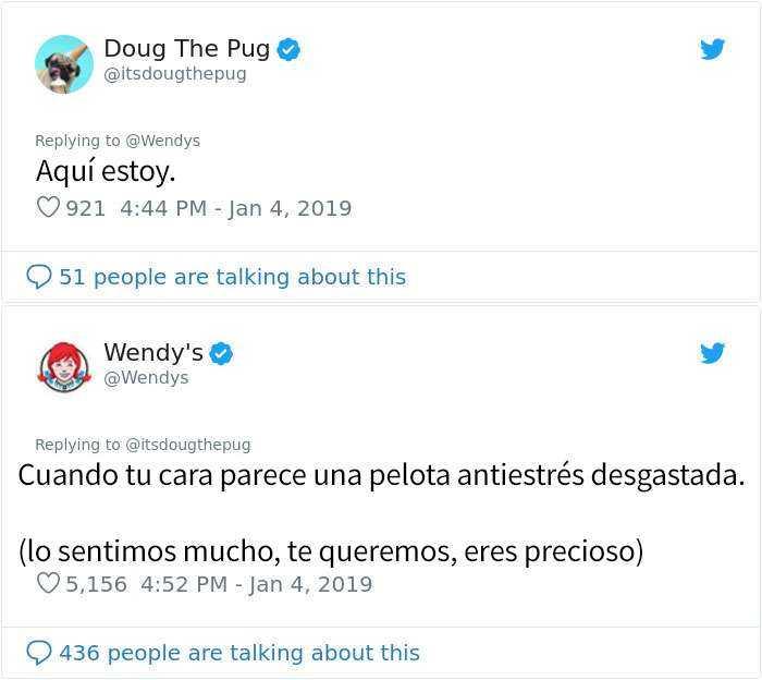 1546964410 460 20 personas y companias que se arrepintieron de pedir a wendys que los criticara - 20 Personas y compañías que se arrepintieron de pedir a Wendy's que los criticara