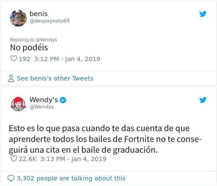 1546964412 238 20 personas y companias que se arrepintieron de pedir a wendys que los criticara - 20 Personas y compañías que se arrepintieron de pedir a Wendy's que los criticara