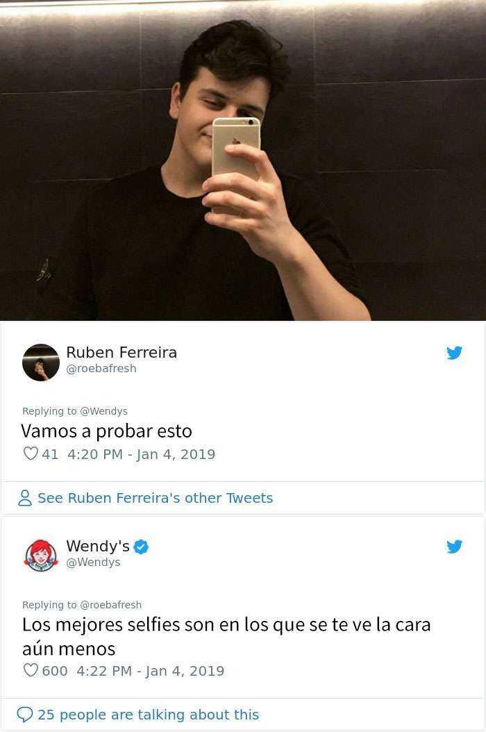 1546964412 701 20 personas y companias que se arrepintieron de pedir a wendys que los criticara - 20 Personas y compañías que se arrepintieron de pedir a Wendy's que los criticara