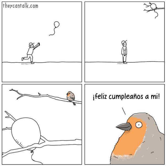 1557760906 842 muestro lo que dirian los pajaros si pudieran hablar 20 imagenes - Muestro lo que dirían los pájaros si pudieran hablar (20 imágenes)