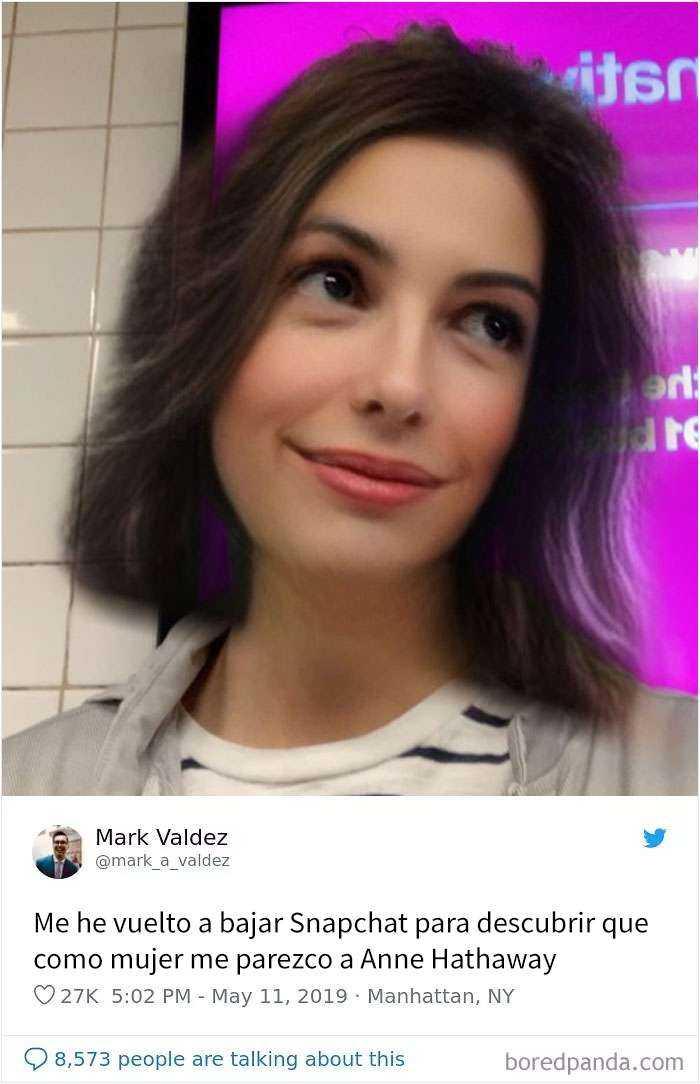 1557848018 618 20 personas que probaron el nuevo filtro de snapchat para cambiar de genero y quedaron sorprendidos con los resultados - 20 Personas que probaron el nuevo filtro de Snapchat para cambiar de género y quedaron sorprendidos con los resultados