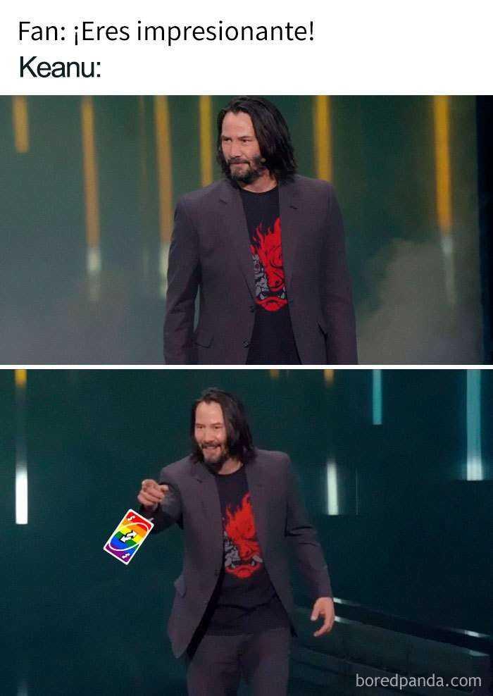 1560353511 163 keanu reeves es realmente impresionante y aqui tienes 20 memes sobre el - Keanu Reeves es realmente impresionante, y aquí tienes 20 memes sobre él