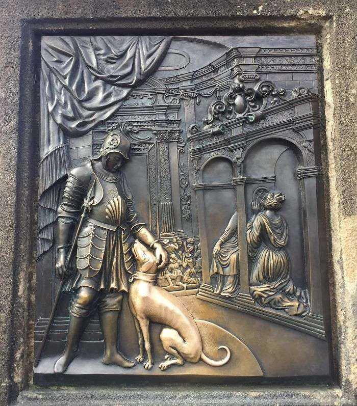 Un buen perro en Praga