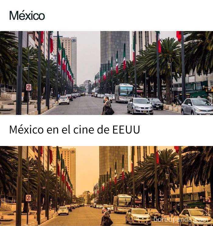1561472442 657 alguien se dio cuenta de que mexico siempre tiene el mismo aspecto en las peliculas de eeuu e hizo un meme al respecto que se volvio viral - Alguien se dió cuenta de que México siempre tiene el mismo aspecto en las películas de EEUU, e hizo un meme al respecto que se volvió viral