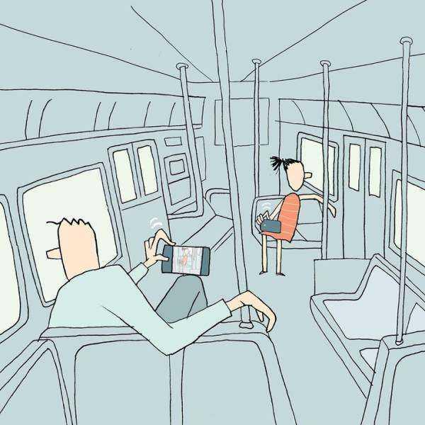 511 20 potentes ilustraciones que te haran detenerte y reflexionar sobre la vida - 20 Potentes ilustraciones que te harán detenerte y reflexionar sobre la vida
