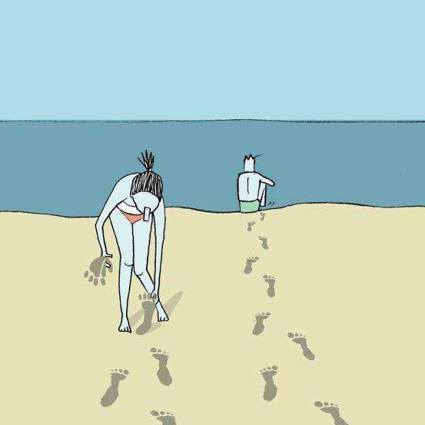 817 20 potentes ilustraciones que te haran detenerte y reflexionar sobre la vida - 20 Potentes ilustraciones que te harán detenerte y reflexionar sobre la vida