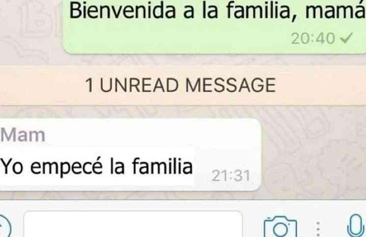 741 una madre le envia un whatsapp a su hija el primer dia de clase y se hace viral - Una madre le envía un WhatsApp a su hija el primer día de clase y se hace viral