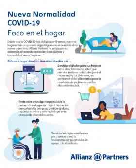 270 convivir con la covid 19 allianz partners disena un ecosistema de servicios para el hogar - Convivir con la COVID-19: Allianz Partners diseña un ecosistema de servicios para el hogar