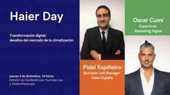 773 haier day el webinar definitivo sobre transformacion digital - Haier Day, el webinar definitivo sobre transformación digital