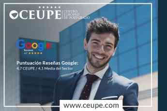 86 google reconoce a ceupe como la mejor escuela online de posgrado en espanol - Google reconoce a CEUPE como la mejor escuela online de posgrado en español