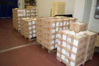 54 emcesa supera las 6 000 raciones de platos preparados donados al banco de alimentos - Emcesa supera las 6.000 raciones de platos preparados donados al Banco de Alimentos