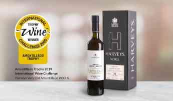 869 el mejor vino amontillado del mundo 2020 es de harveys - El Mejor vino Amontillado del Mundo 2020 es de Harveys