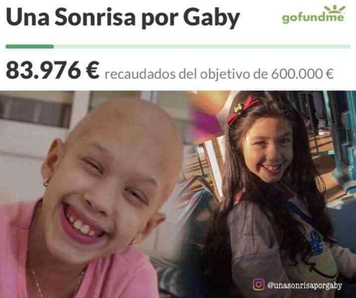 gaby la paciente cronica que necesita soporte economico para curarse - Gaby, la paciente crónica que necesita soporte económico para curarse