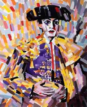 "863 setdart realiza la primera subasta monografica del artista valenciano anzo - Setdart realiza la primera subasta monográfica del artista valenciano ""Anzo"""
