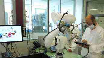 93 loreal automatiza su centro de investigacion capilar con las aplicaciones colaborativas de onrobot - L'Oréal automatiza su centro de investigación capilar con las aplicaciones colaborativas de OnRobot