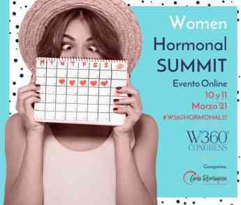 396 nace el women hormonal summit un nuevo proyecto centrado en la salud hormonal de la mujer - Nace el Women Hormonal Summit, un nuevo proyecto centrado en la salud hormonal de la mujer
