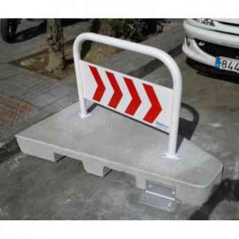 470 isletas de vado la solucion para liberar la entrada del parking - Isletas de vado: la solución para liberar la entrada del parking