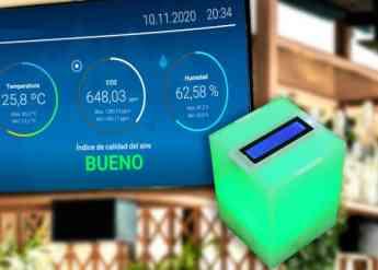 1 medidores de dioxido de carbono para salvar la hosteleria - Medidores de dióxido de carbono para salvar la hostelería
