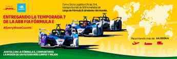 297 dhl proveedor logistico oficial y socio principal de la primera edicion de la formula e en espana - DHL proveedor logístico oficial y socio principal de la primera edición de la Fórmula E en España