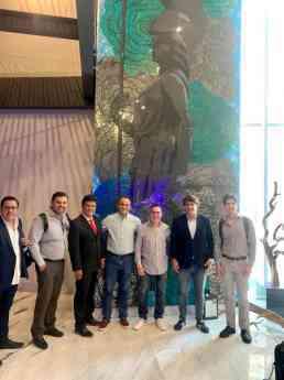 366 latam networks reune a diez franquicias mexicanas interesadas en internacionalizar su modelo de negocio - Latam Networks reúne a diez franquicias mexicanas interesadas en internacionalizar su modelo de negocio