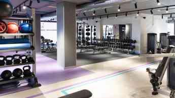 509 anytime fitness dota a sus clubes de dispositivos de terapia de percusion y esferas y rodillos de masaje - Anytime Fitness dota a sus clubes de dispositivos de terapia de percusión y esferas y rodillos de masaje
