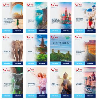 59 tui refuerza su programacion para 2021 2022 publicando nuevos catalogos de grandes viajes y monograficos - TUI refuerza su programación para 2021-2022 publicando nuevos catálogos de grandes viajes y monográficos